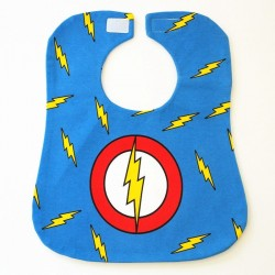 A276004-The Flash Bibs