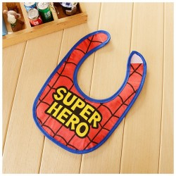 A274002-Spiderman Bibs