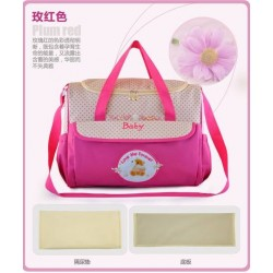 4110004- (Pink) Love Me Forever Mummy Bag