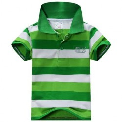 S324 - Green Kids Tshirt