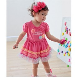 R561 - Mommy Sweetheart Romper Dress