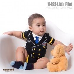 Little Pilot (black)