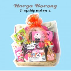 BABY HAMPER - GIRL Set