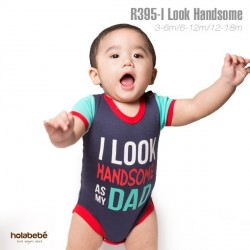 R395 - I Look Handsome as My Dad