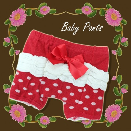 P042 - Baby Pants (RED)
