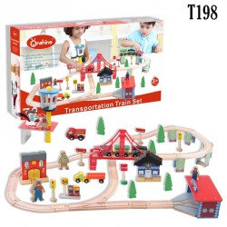 T198 - Transportation Train Set