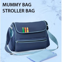 4110119 - Multi Function Mummy Bag