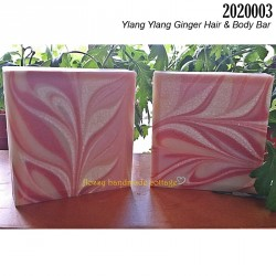 2020003 - Ylang Ylang Ginger Hair & Body Bar