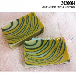 2020004 - Tiger Stripes Hair & Body Bar