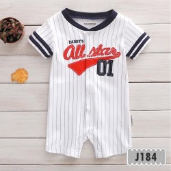 J184 - Jumper Baseball Daddy's All Star 01
