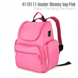 4110111 - Insular Mummy Bag Backpack -Pink