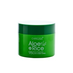 Chriszen 98% Aloe Vera & Rice Milk Day & Night Cream 50gm
