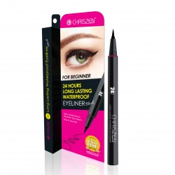 Chriszen Eyeliner For Beginner Black 1.8g