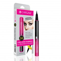 Chriszen Ultrathin Eyeliner Marker Black 1.8g