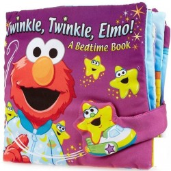 T005 - Twinkle elmo soft book