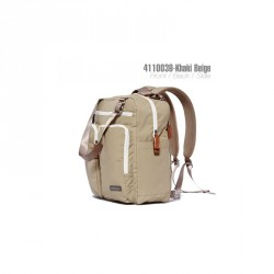 4110039 - Bebamour Backpack Diaper Bag-Khaki Beige