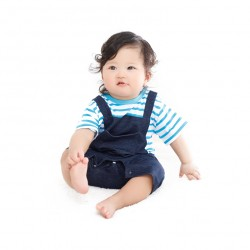 J210 - Little Gentleman Jumper (Blue)