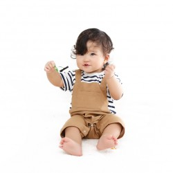J211 - Little Gentleman Jumper (Brown)