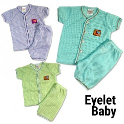 Eyelet ss/sp suit