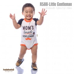 R566-Mom's Smart Holabebe Romper