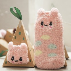 A384005 -  Christmas Socks (RABBIT)