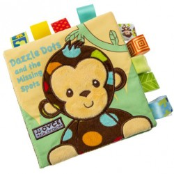 T287 - Baby soft book (monkey)
