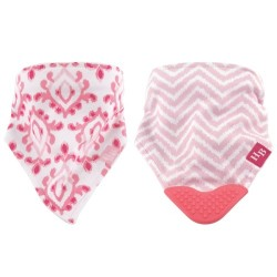 A437 - 2in1 bibs pink