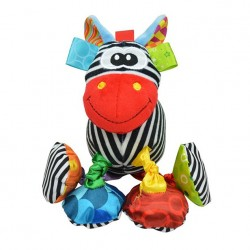 T282-Vibrated Plush Toy -Horse