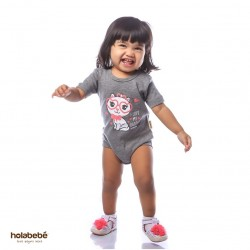 R576-I Love My Daddy Holabebe Romper