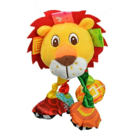 T282004 - Vibrated Plush Toy -Lion