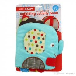 Baby soft book - animal