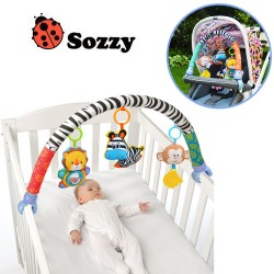 Baby Cot & Stroller Toys