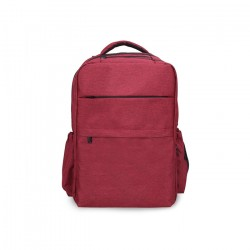 Canvers mommy bag maroon