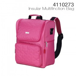 HIGH QUALITY  Insular Mommy Bag Pink