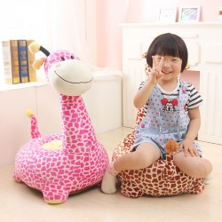 Kids Chair&Sofa Cartoon Girafe