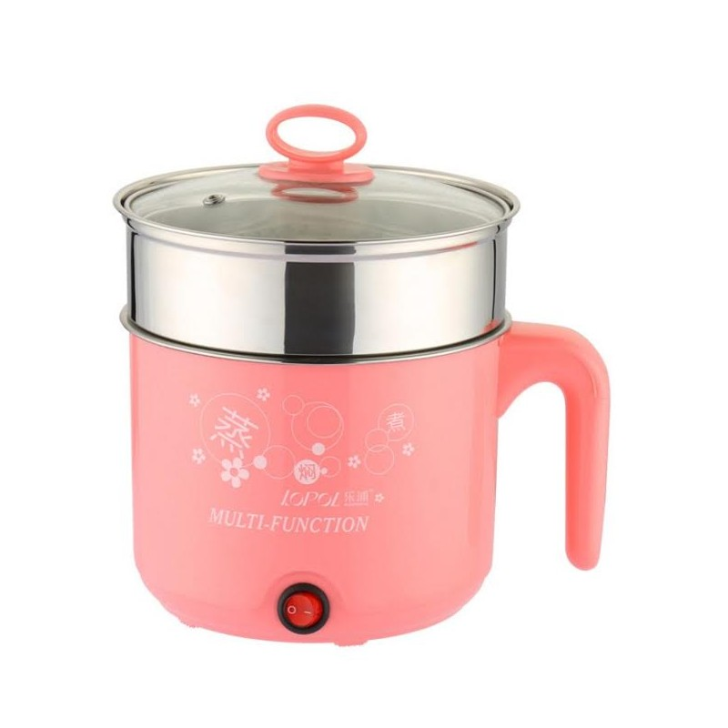 Portable Electric Cooker ~ Multifunctions portable electric pot mini cooker
