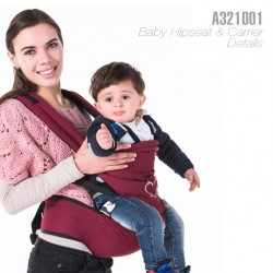 JerryBaby Baby Hipseat Carrier
