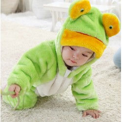 High Quality Animal Baby Romper (frog)