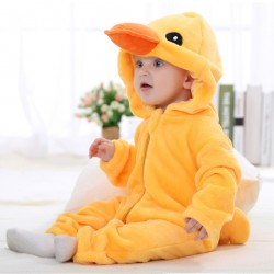 Costume Romper duck
