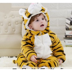 Costume Romper tiger