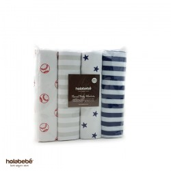 Blanket 4IN1 Pack (baseball)