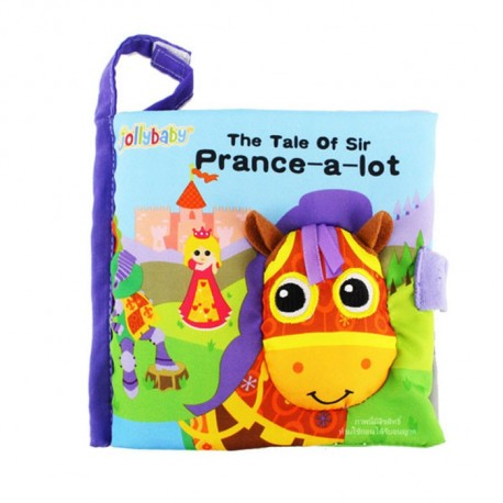 Soft Book-The Tale of Sir Prance-a-lot