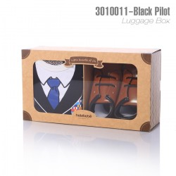 Luggage Box-Black Pilot