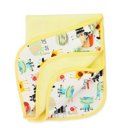 Baby Diaper Mat Waterproof-Safari