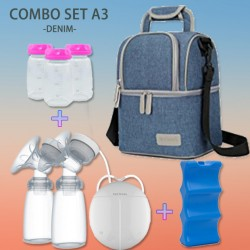 Combo Set A3 ( Denim)