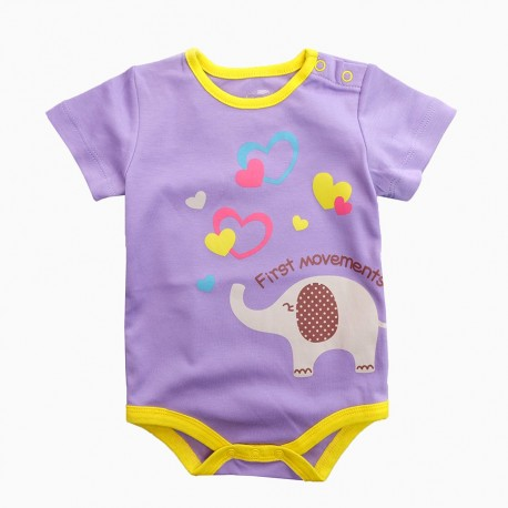 First Movements romper