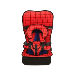 Portable Baby Car Seat (red)