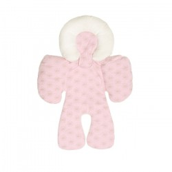 BABY HEAD AND BODY SUPPORT PILLOW-PINK