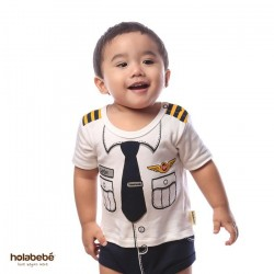 Little Pilot (white)