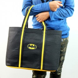 ECO Super Hero Felt Tote Bag (Batman)